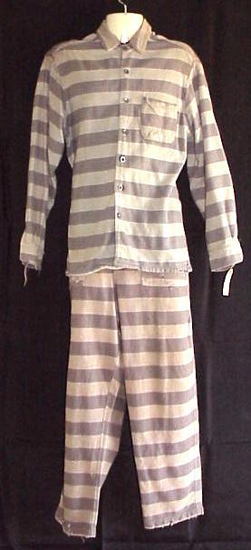 prison clothes