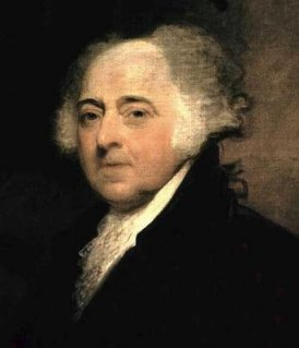 John Adams, Founding Father and education advocate.  Image licensed under Creative Commons.