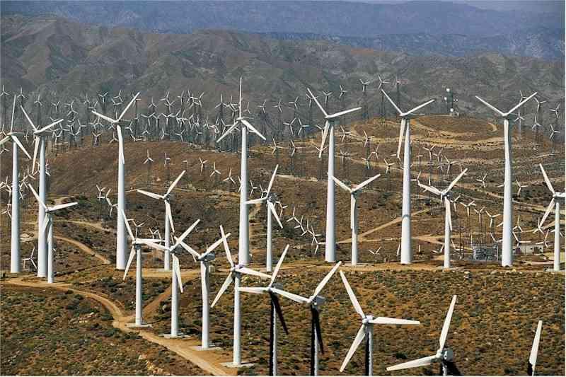 California Pulling For More Wind Power - Shakedown News