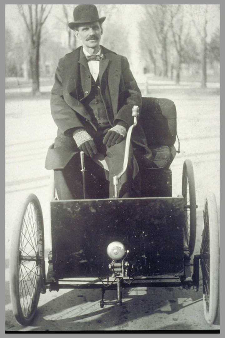 Henry Ford I-Quadricycle & Henry Ford I-Quadricycle | THE B.S. REPORT markmcfarlin.com