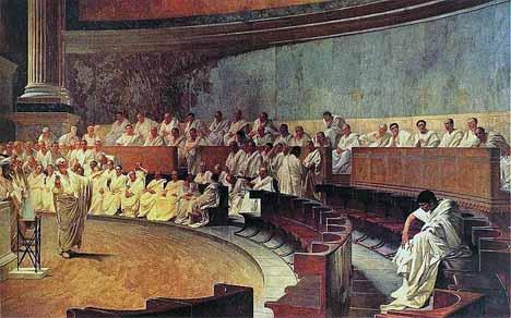 Debata v Senátu