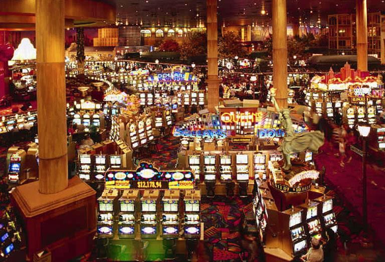 Nevada gambling town crossword clue