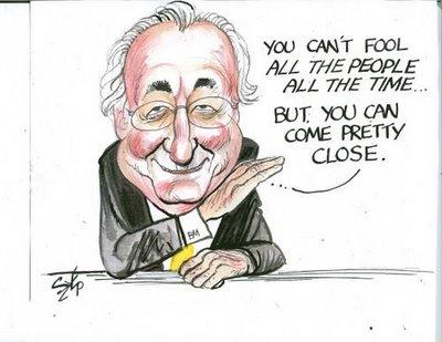 Madoff on Bernard Madoff Wins Prison Scuffle   The B S  Report