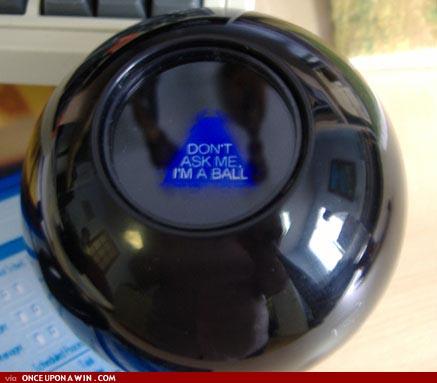 magic question ball