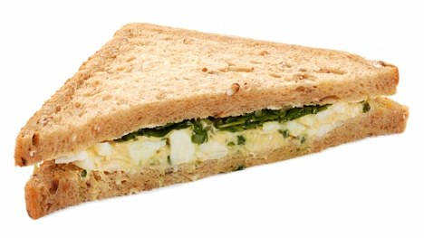ll Have The Egg Sandwich'… No You Won't Because You Might ...