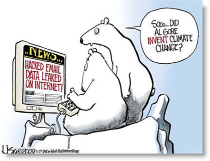 global warming article al gore