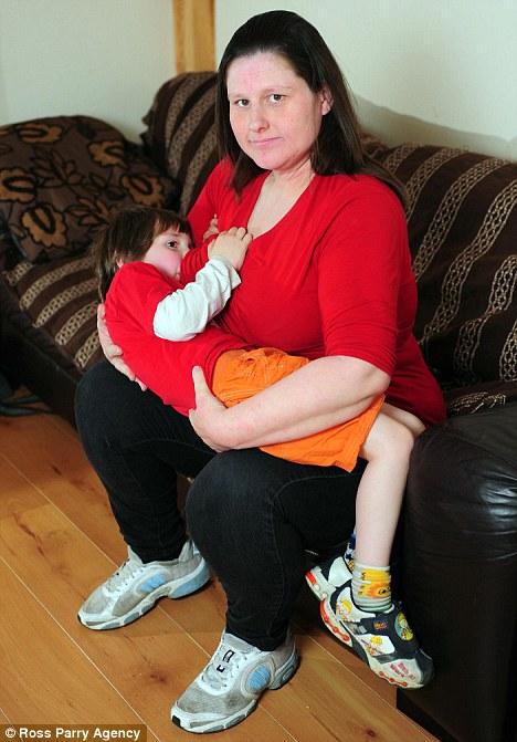Adult breastfeeding compilation 2