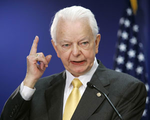 Senator Robert Byrd, Longest-Serving Member In Senate History ...