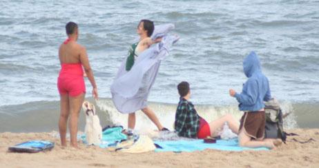 woman rehoboth beach Transgender