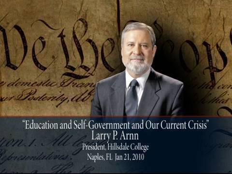 Image result for Larry arnn