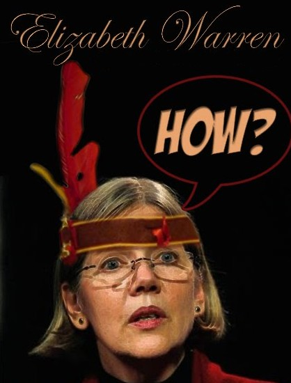 elizabeth warren refuses to meet with cherokees in the civil war