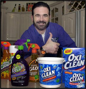 Finally! A replacement for the late, great Billy Mays...