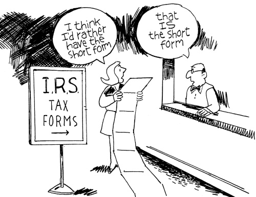 tax-short-form