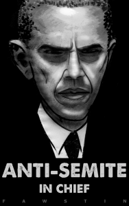 Anti-Semite in Chief